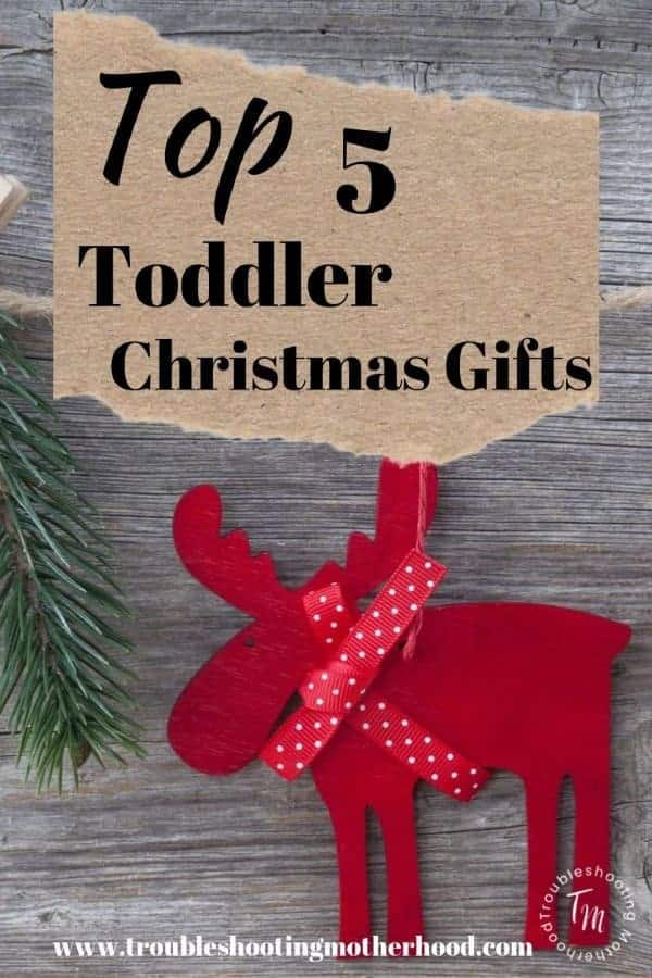 Toddler Gifts can be hard to shop for when there is so many different things available! I've compiled a list of the Best Toddler Christmas Gifts Ideas that any Toddler will LOVE this Christmas. #toddler #Christmaspresents