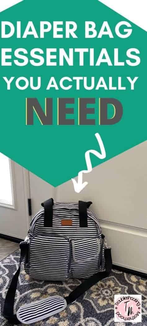 Diaper Bag Essentials you Actually Need.