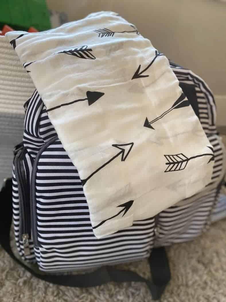 Newborn Diaper Bag Essentials Checklist
