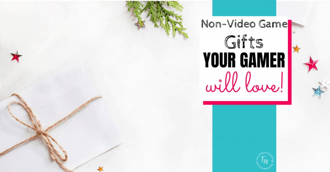 non video game gifts blog image