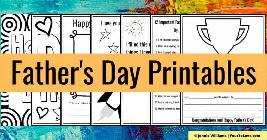 father's day coloring printables.