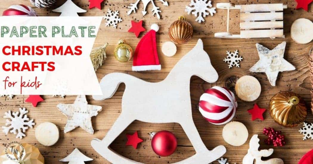 Paper Plate Christmas Crafts Blog Image