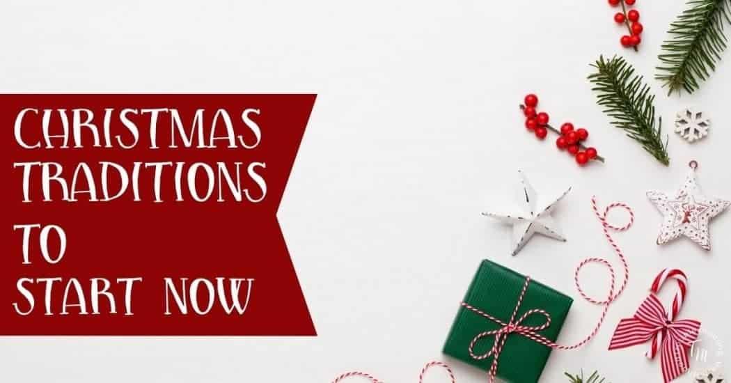 Family Christmas Traditions blog image.