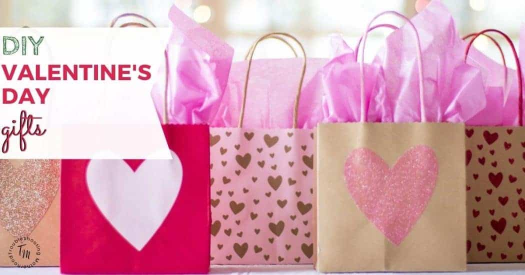 DIY Valentine's Day Gifts for Friends and Family